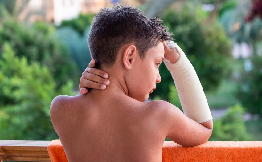 Holiday Injury Compensation Claims